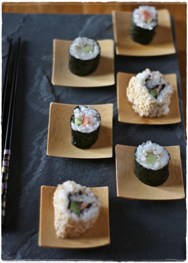 Sushi - misto6
