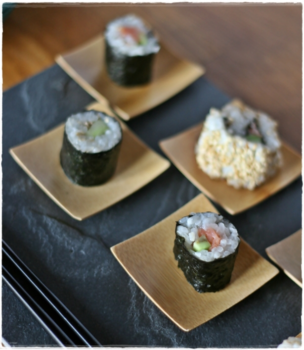 Sushi - misto7