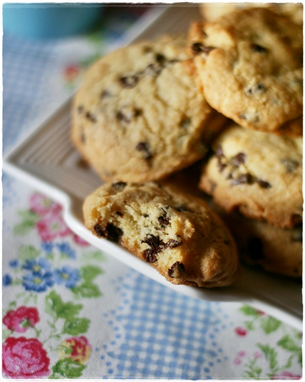Choc chip cookies3