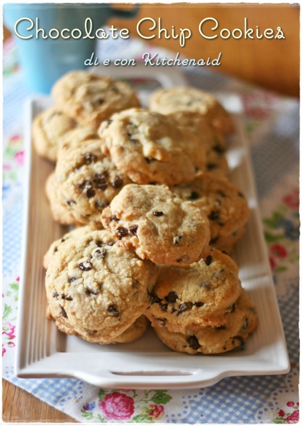 Choc chip cookies5