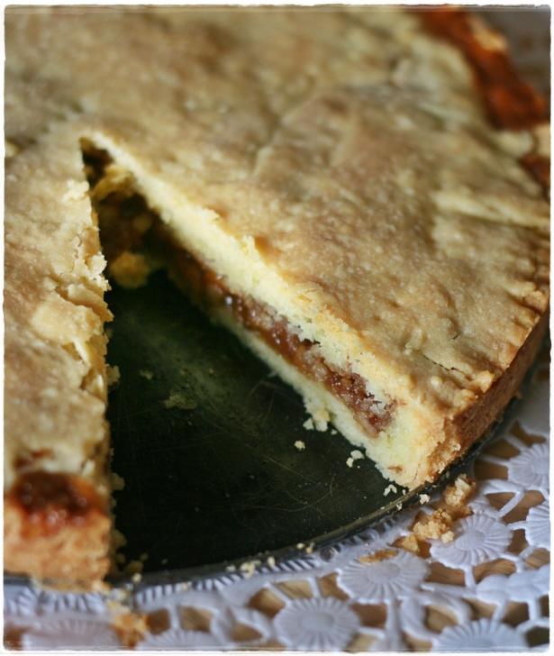 Engadiner torte