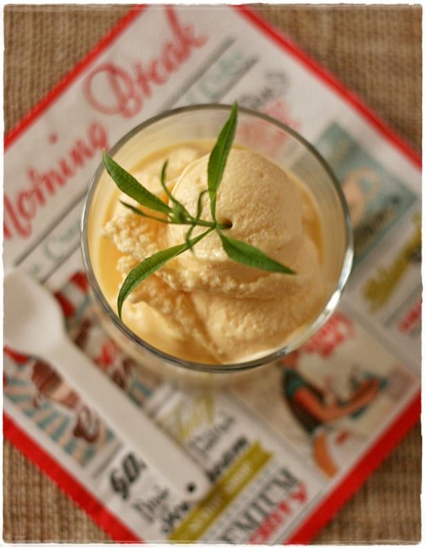 Frozen yogurt con nespole e cedrina6
