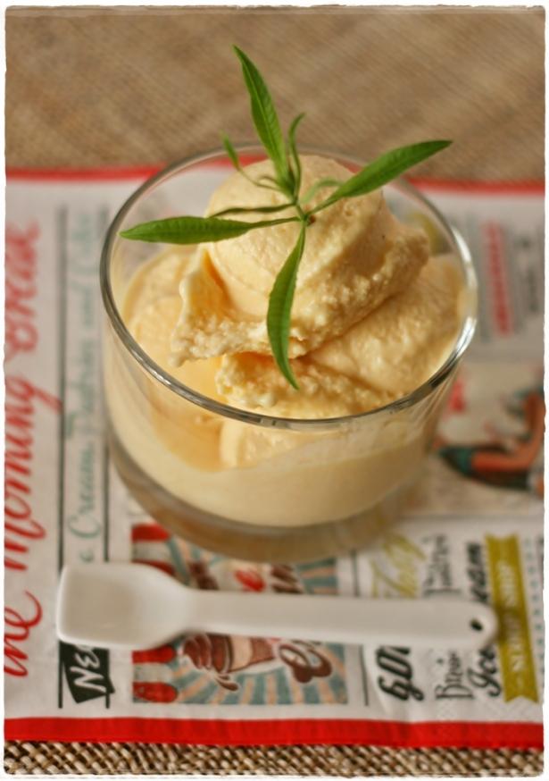 Frozen yogurt con nespole e cedrina7