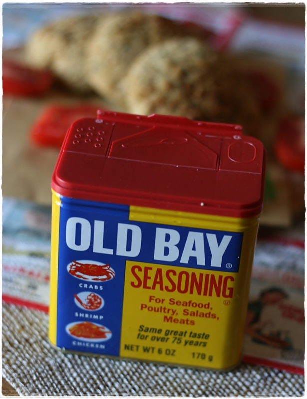 Crab cakes-old bay