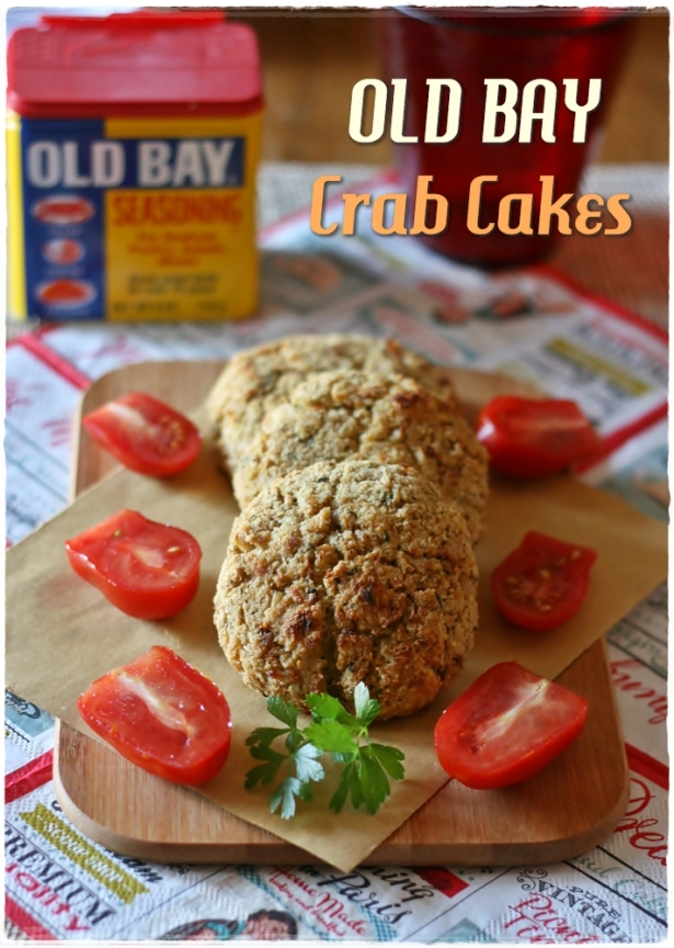 Crab cakes5