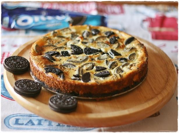 Oreo cheesecake6