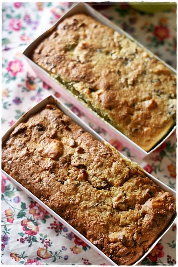 Mini cakes radicchio e mele4