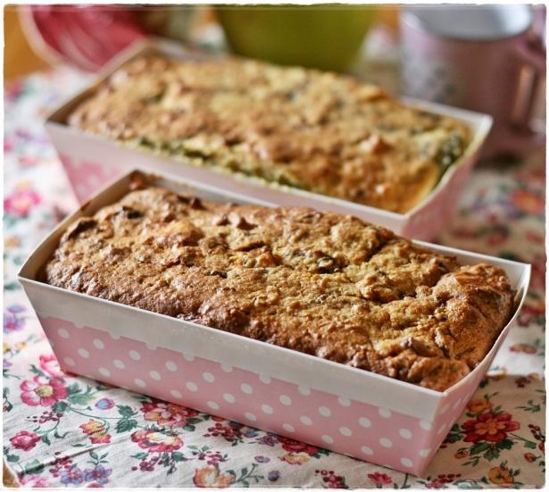 Mini cakes radicchio e mele5
