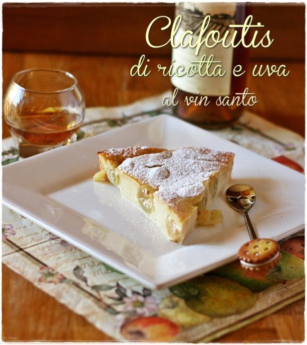 Clafoutis uva e vin santo2