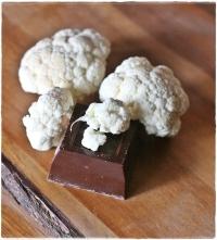 cavolfiore e cioccolato