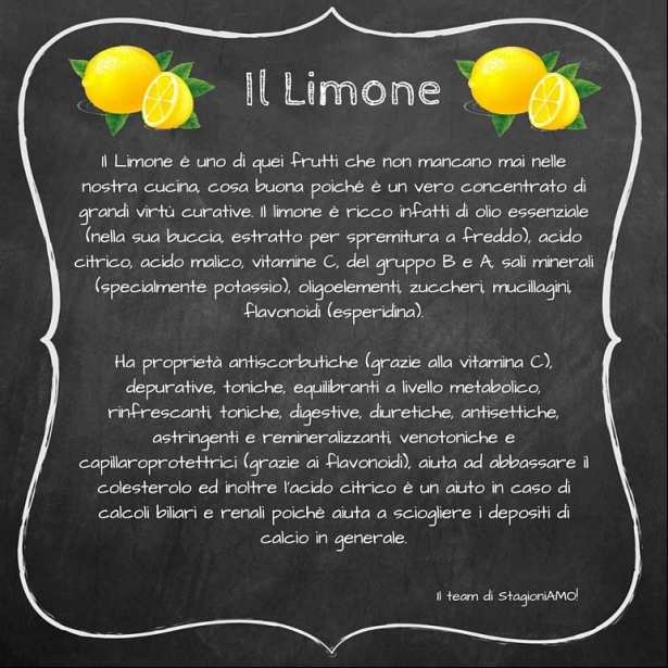 Il Limone - scheda FB