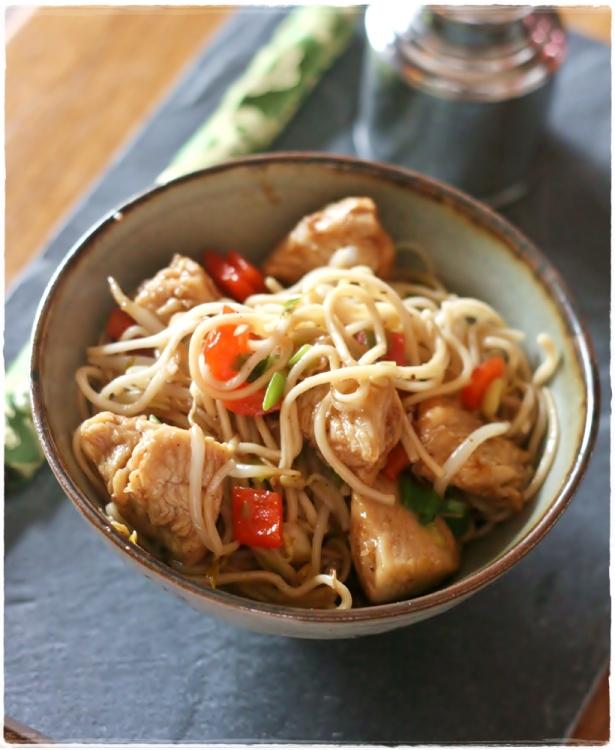 Pollo Chow Mein2