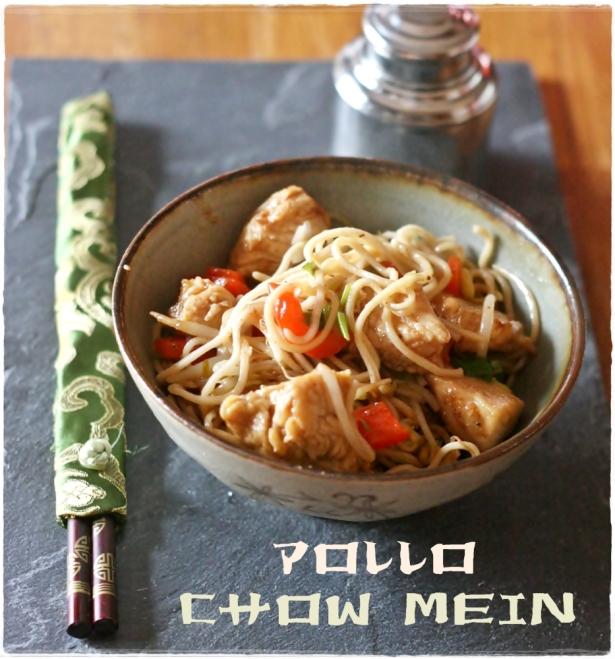 Pollo Chow Mein4