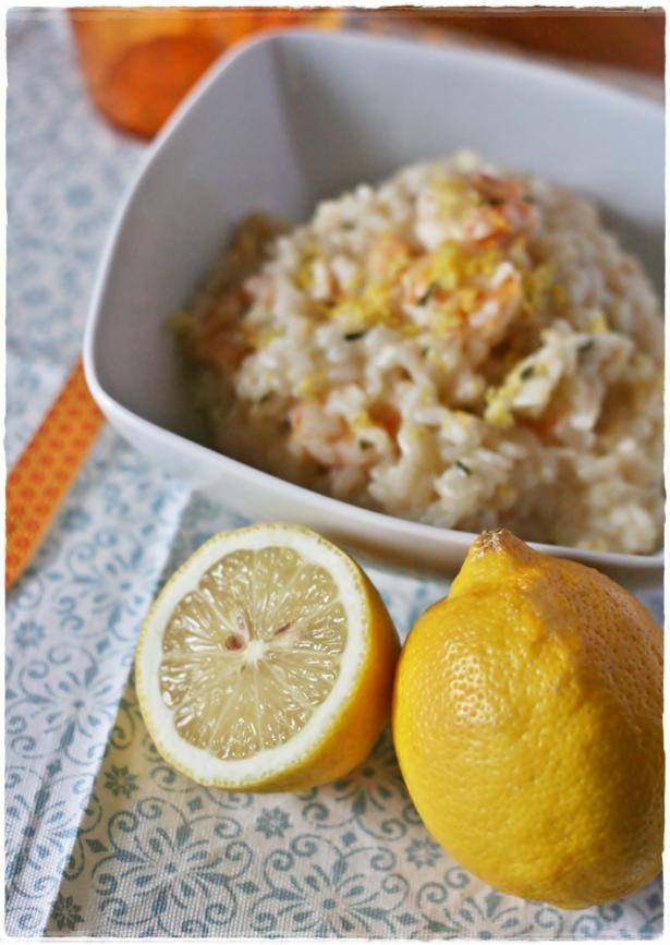 risotto mazzancolle e limone2