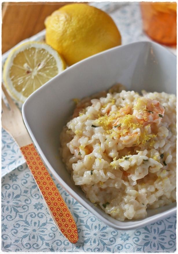 risotto mazzancolle e limone4