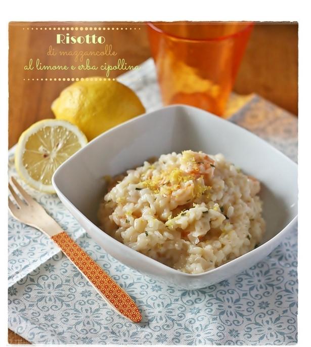 risotto mazzancolle e limone6