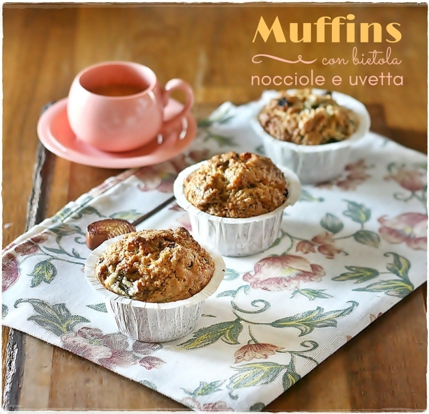 Muffins bietole titolo