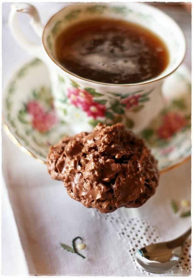 Brutti ma Buoni al cacao 4