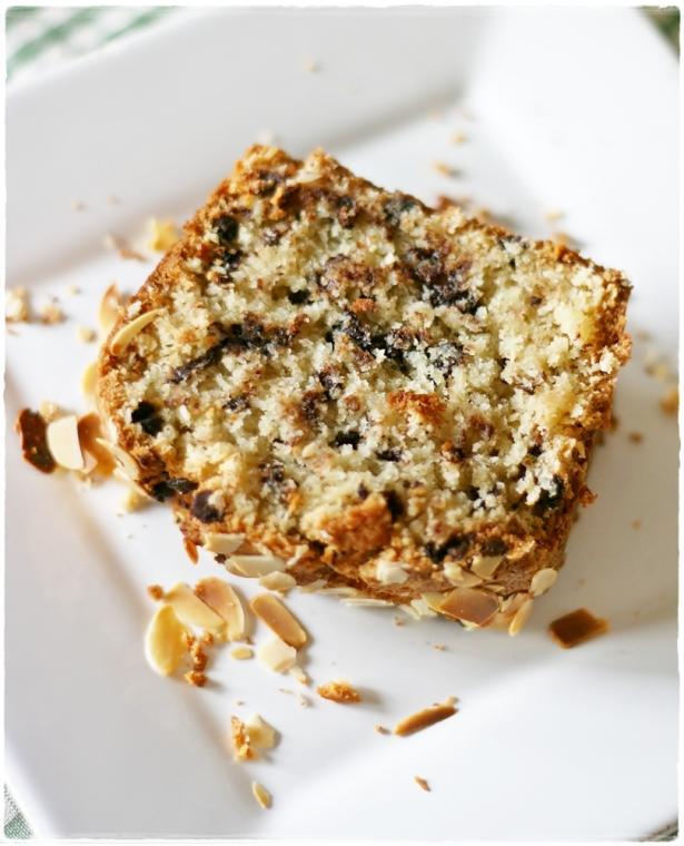Cake cocco ciocco mandorle 3