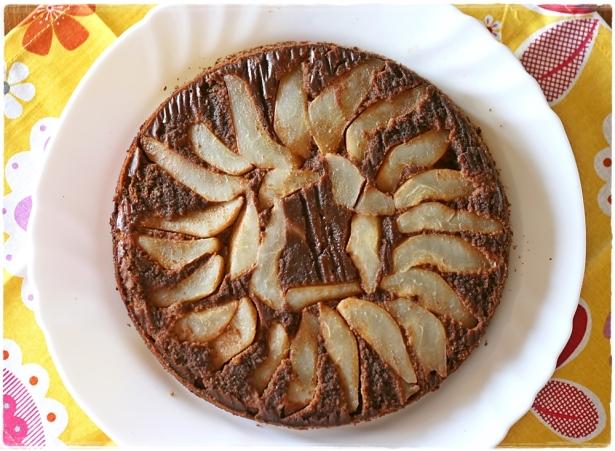 torta-rovesciata-pere-cioccolato